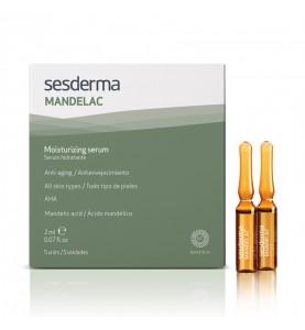 Sesderma Mandelac Moisturizing Serum / Сыворотка увлажняющая, 5 шт. по 2 мл