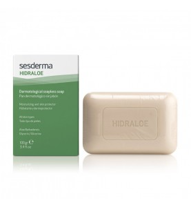 Sesderma Hidraloe Dermatological Soapless Soap / Мыло твердое дерматологическое, 100 г