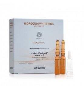 Sesderma Hidroquin Whitening Ampoules / Средство в ампулах депигментирующее, 5 шт по 2 мл