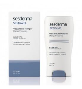 Sesderma Seskavel Frequent Use Shampoo / Шампунь для частого применения, 200 мл