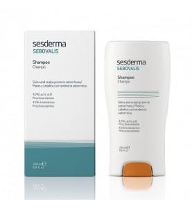 Sesderma Sebovalis Hair Shampoo / Шампунь для волос, 200 мл