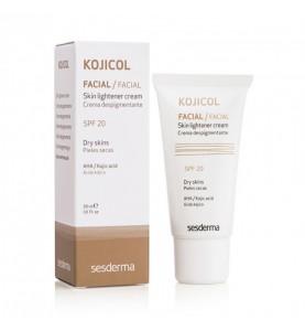 Sesderma Kojicol Skin Lightener Cream SPF 20 / Крем депигментирующий SPF 20, 30 мл