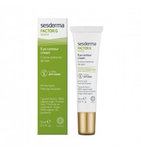 Sesderma Factor G Renew Eye Contour Cream / Крем-контур для зоны вокруг глаз, 15 мл.