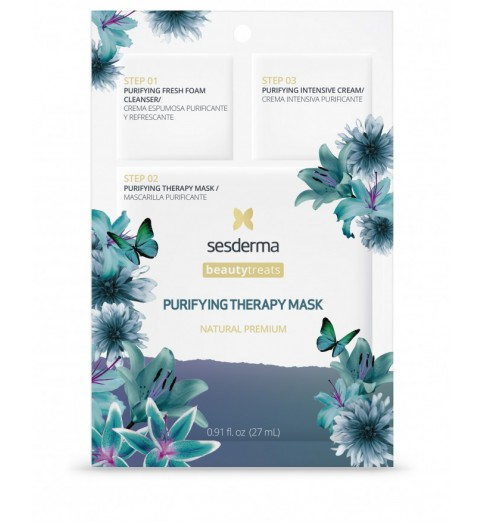 Sesderma Beautytreats Purifying Therapy Mask / Маска очищающая для лица, 27 мл