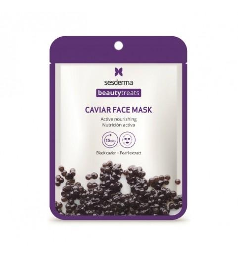 Sesderma Beautytreats Black Caviar Face Mask / Маска питательная для лица, 22 мл