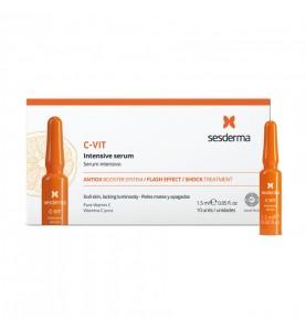 Sesderma C-Vit Intensive Serum / Сыворотка интенсивная 12%, 10 шт по 1,5 мл