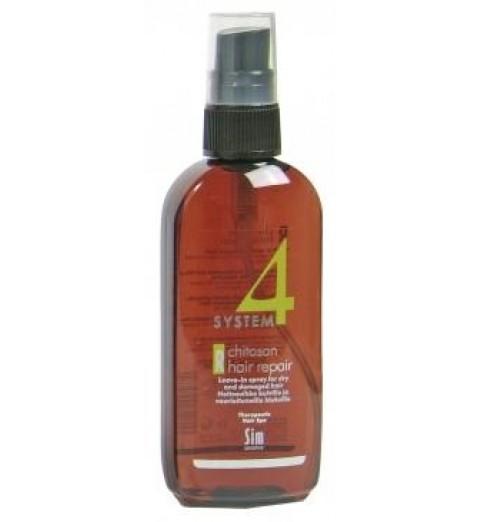 """Sim Sensitive (Сим Сенситив) System 4 Chitosan Hair Repair """"R"""" / Лосьон-спрей """"R"""", 100 мл"""