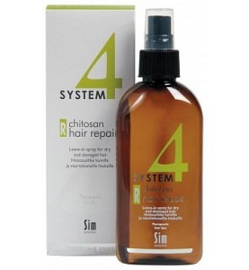 "Sim Sensitive (Сим Сенситив) System 4 Chitosan Hair Repair ""R"" / Лосьон-спрей ""R"", 200 мл"