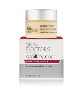 Skin Doctors (Скин Докторс) Capillary Clear / Крем для кожи лица с проявлениями купероза, 50 мл