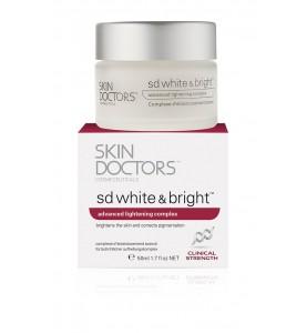 Skin Doctors (Скин Докторс) White & Bright / Отбеливающий крем для лица, 50 мл