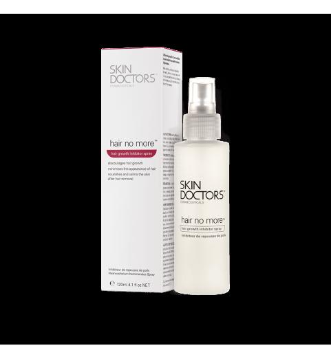 Skin Doctors (Скин Докторс) Hair No More Inhibitor Spray / Лосьон–спрей для замедления роста волос, 120 мл