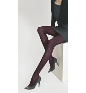 Компрессионные колготки Solidea Marlene Pois 70 Opaque 12/15 mmHg