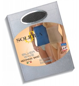 Пояс Solidea Silver Wave Abdominal Band