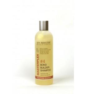 Spa Master Masterplex Bond Builder Shampoo #4 / Регенерирующий шампунь для волос #4, 330 мл