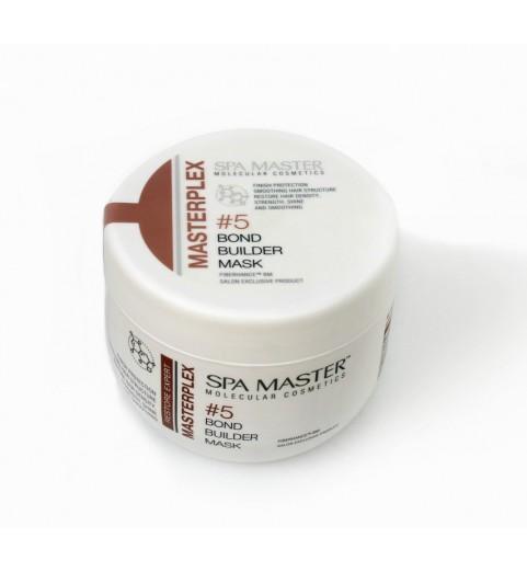Spa Master Masterplex Bond Builder Mask #5 / Регенерирующая маска для волос #5, 500 мл