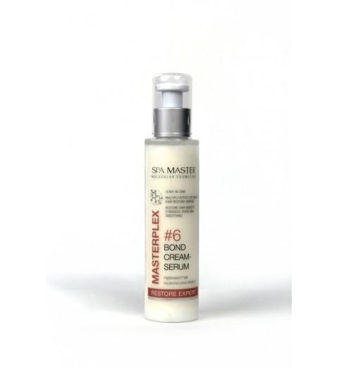 Spa Master Masterplex Bond Cream-Serum #6 / Регенерирующий крем-эликсир #6, 125 мл
