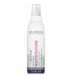 Spa Master Root & Texture Hair Styling Spray / Термозащитный спрей для прикорневого объёма и текстурирования волос средней фиксации, 200 мл