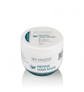 Spa Master Arganic Hair Mask / Восстанавливающая маска, 500 мл