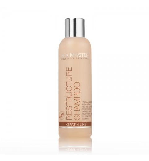 Spa Master Restructure Shampoo / Реструктурирующий шампунь с кератином, 200 мл