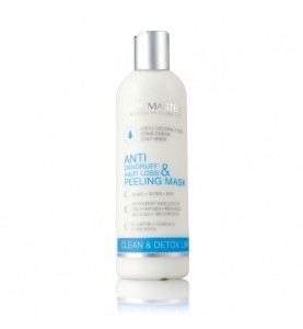 Spa Master Anti-Dandruff & Hair Loss Peeling Mask pH 4,0 / Маска-пилинг против перхоти и выпадения волос, 330 мл