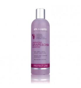 Spa Master Laminating Shampoo pH 4,5 / Ламинирующий шампунь с виноградом и чиа рH 4,5, 330 мл