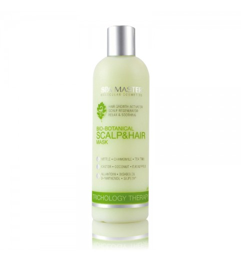 Spa Master Scalp & Hair Mask pH 4,5 / Маска для кожи головы и волос рН 4.5, 330 мл
