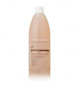 Spa Master Restructure Shampoo / Реструктурирующий шампунь с кератином, 970 мл