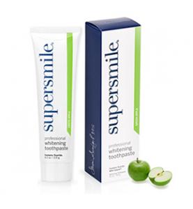 Supersmile Green Apple / Отбеливающая зубная паста (Зеленое яблоко), 119 г