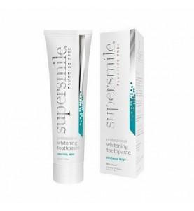 Supersmile Fluoride Free / Отбеливающая зубная паста (Мята без фтора), 119 г