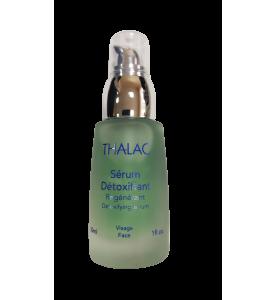 Thalac Detoxifiant Regenerant Serum / Сыворотка для лица с морской ДНК, 30 мл