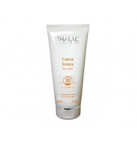 Thalac Creme solaire SPF50+ / Крем Солнечный SPF 50, 100 мл