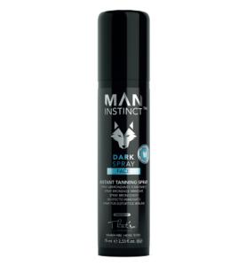 That'So Man Instinct Dark Spray / Мужской спрей для моментального загара Бронзово-золотистый, 75 мл