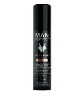 That'So Man Instinct Extra Dark Spray / Мужской спрей для моментального загаза Интенсивный темный, 75 мл