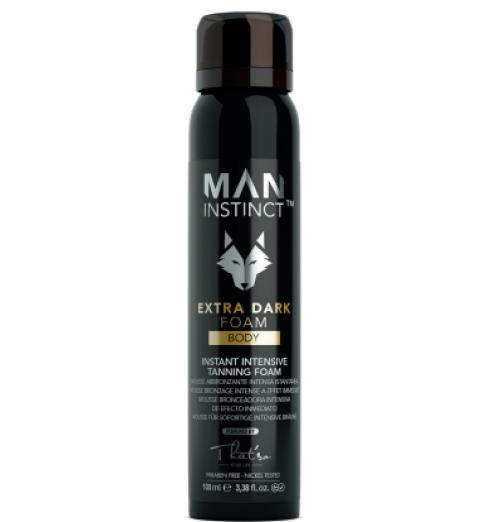 That'So Man Insting Extra Dark Foam / Мужской мусс для моментального загара Интенсивный темный, 100 мл