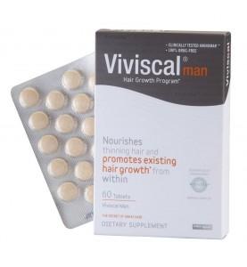 Viviscal Extra Strength / витамины для роста волос для мужчин , 60 шт