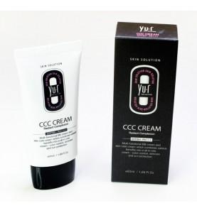 YU.R CCC Cream Light / Корректирующий крем, тон светлый, 50 мл