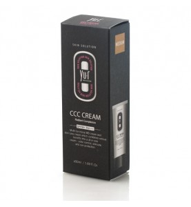 YU.R CCC Cream Medium / Корректирующий крем, тон средний, 50 мл
